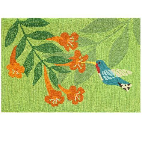 Hummingbird Rug by Hummingbird Nectar Multi 2 Ft X 3 Ft Area Rug Py As002