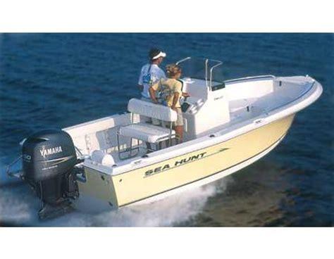 Sea Hunt Boats Triton 202 by New Boats For 2005 Fishing Boats Boats