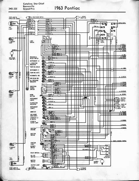 1960 Pontiac Wiring Diagram by Pontiac Wiring Diagram Wiring Library