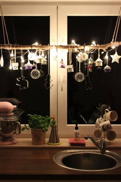 Fensterdeko Weihnachten Diy by Fensterdeko Zu Weihnachten Basteln Charmante Diy Ideen