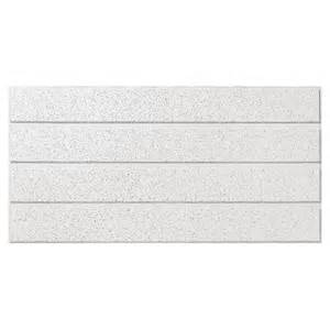 Usg Ceiling Grid Paint by Shop Armstrong Fine Fissured Second Look 10 Pack White