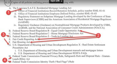 mortgage audit quality control reviews preventing