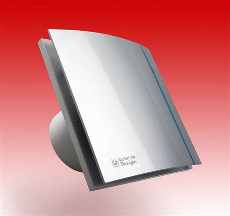 silent  design chzs extractor fan  shutter