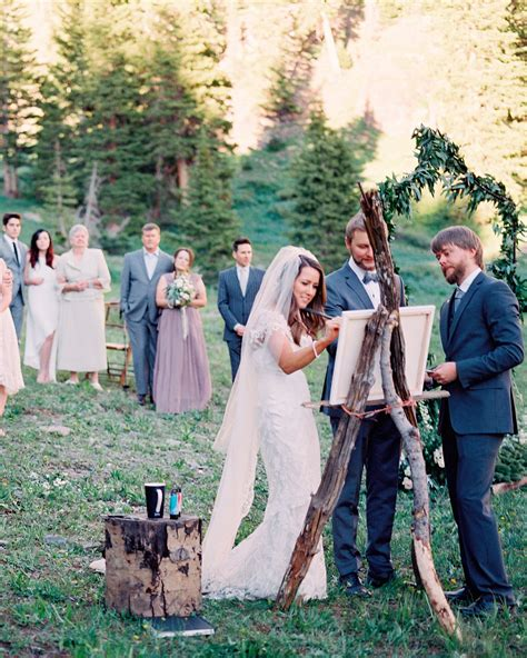 25 Creative Wedding Rituals That Symbolize Unity