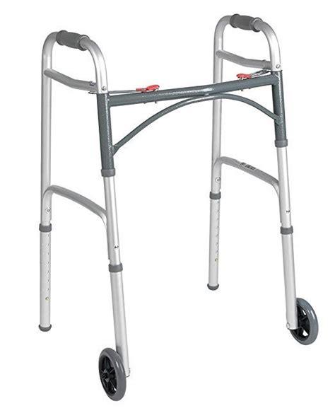 walker elderly glides sneaker walkers medical drive adult wheels lightweight handicap folding senior rollator rollators legs mobility rolling rear deluxe