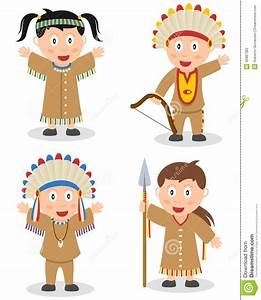 Indian Boy And Girl Clipart - ClipartXtras