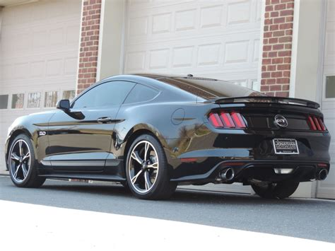 ford mustang 2017 2017 ford mustang gt premium california special stock