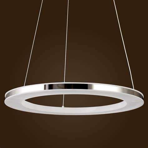 hanging led light fixtures acrylic led ring chandelier pendant l ceiling light