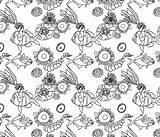 Fabric Coloring Template sketch template