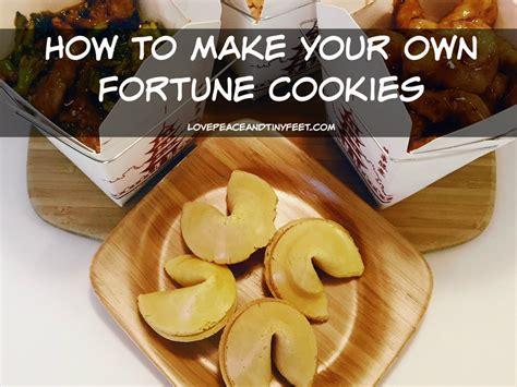 how to make cookies how to make fortune cookies