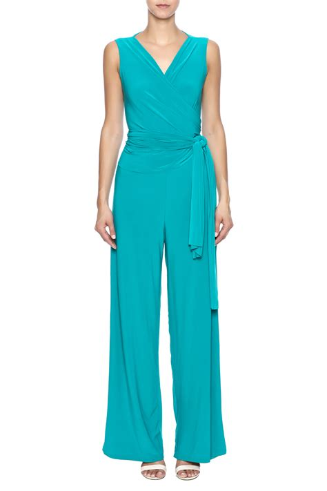 wrap jumpsuit ducci wrap jumpsuit from island by 39 s house of
