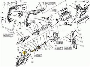 Band Saw Parts Diagram