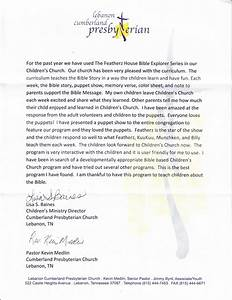 Remendation Letter By Church For Students Gallery  Download CV Letter And Format Sample Letter