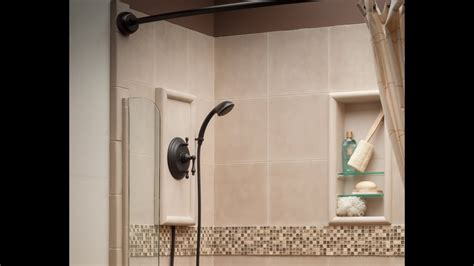 single threshold shower basic install american bath