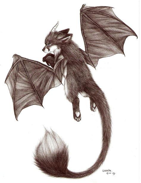 dragon fox  liedekedeviantartcom  atdeviantart