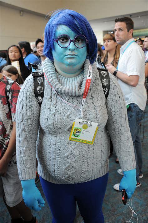 los mejores disfraces  cosplay de tristeza
