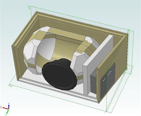 subwoofer box design subwoofer design paulwanamaker