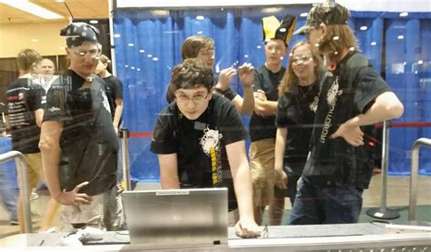 local high school robotics team seeks space training west albany