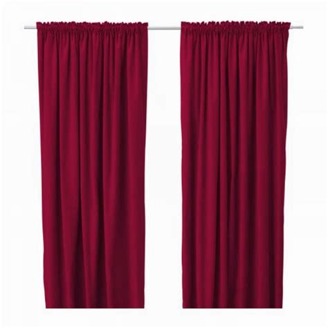 Sanela Curtains Ikea Uk by Ikea Sanela Curtains Drapes 2 Panels Velvet 98