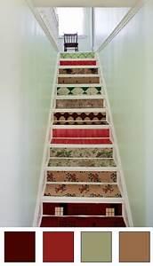 Deco Marche Escalier : deco escaliers peints ~ Teatrodelosmanantiales.com Idées de Décoration