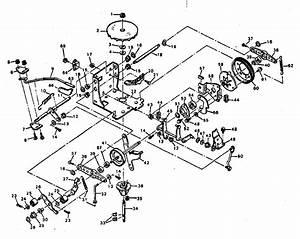 Craftsman Model 502254142 Lawn  Tractor Genuine Parts