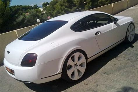 dartz bentley continental gt ss car tuning