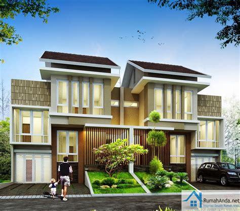 gambar desain rumah modern home design