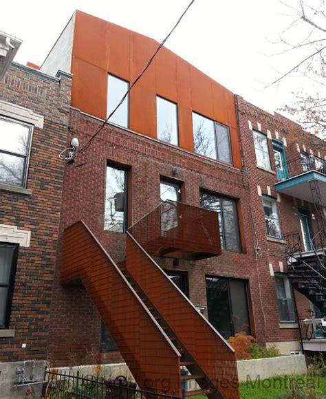 rue saint urbain contemporary houses la petite