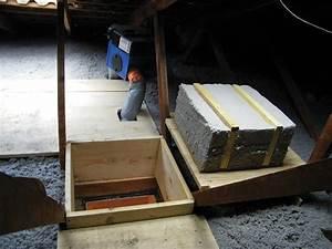 Trappe D Accès Comble : travaux d 39 isolation ~ Melissatoandfro.com Idées de Décoration