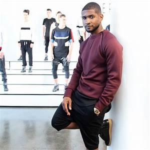 Usher | Usher fashion, Spring and Fashion