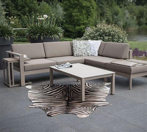 chaise couleur taupe stunning salon de jardin aluminium couleur taupe gallery