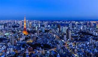 Tokyo City Desktop Backgrounds