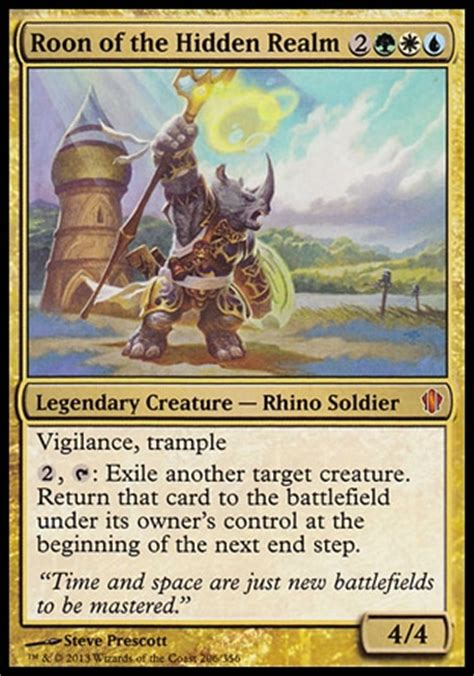 Competitive Edh Decks Mtg by Competitive Roon And His Toolbox Retired Deck