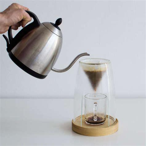 coffee maker manual kettle slow coffeemaker brewing cup unique berman craighton makers espresso pour single studio kettles tea immersion machine