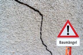 Die Zehn Haeufigsten Baumaengel by Immobilienbewertung Bei Baum 228 Ngel Immoverkauf24 De