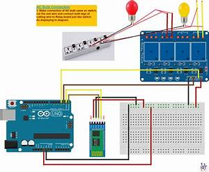 Voice Control Home Automation System Using Arduino And Hc
