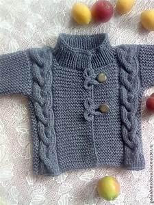 "knitted children's jacket in ""city walk"" – shop online on ..."