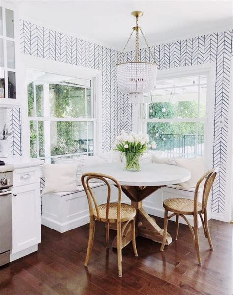 design  beautiful kitchen banquette cc  mike
