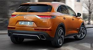 Plug-In Hybrid DS7 Crossback E-Tense To Offer 300HP And 37 ...