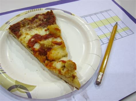 round table pizza scotts scott 39 s pizza journal how to judge a pizza competition
