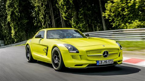 Fully Electric Sports Car by Mercedes Amg Could Build Another Fully Electric Sports Car