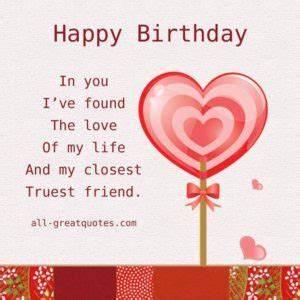Alles Gute zum Geburtstag auf die Liebe meines Lebens mit ...