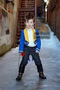 Prince Adam Beauty and the Beast Boys Costume