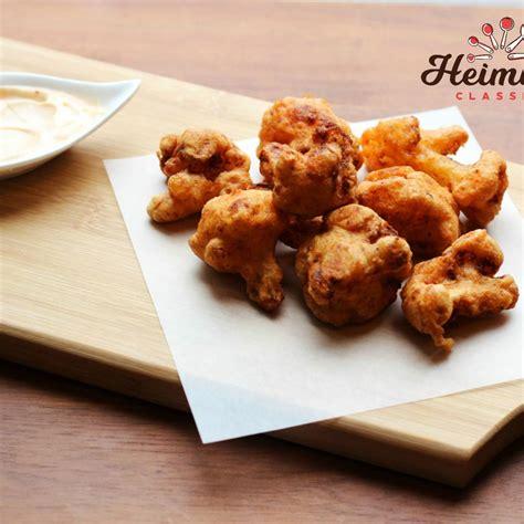 cauliflower tempura recipes koshercom