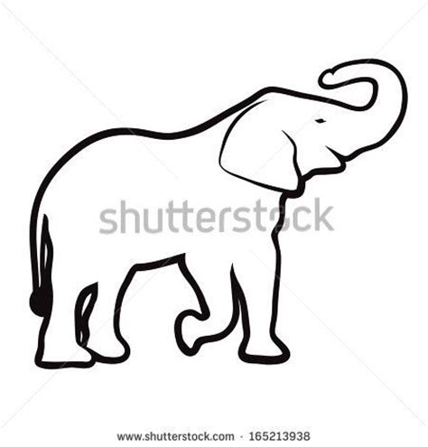 elephant drawings    clipartmag