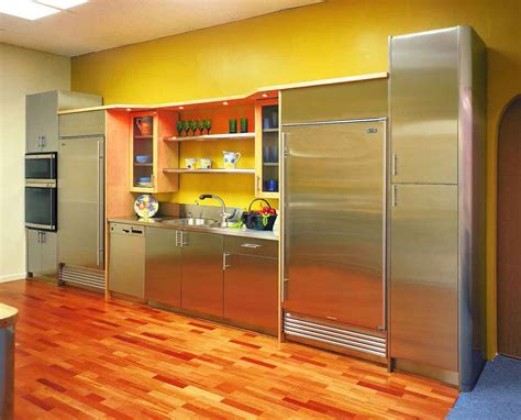 cheerful bright kitchen color ideas  sleek interior layout ideas  homes