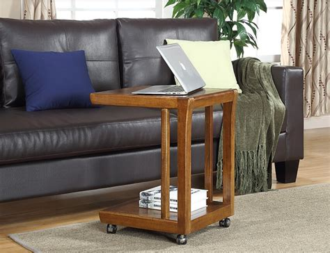 completely real wood bed   beautiful type sofa side table portable computer desk phone