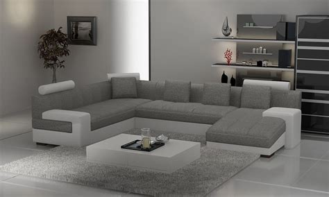 Canape D'angle Moderne