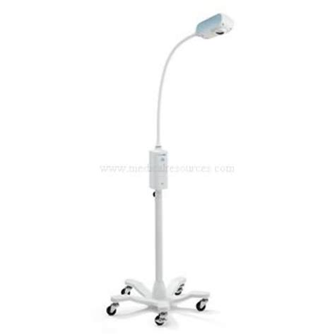 welch allyn exam table lights welch allyn green series 300 general exam light