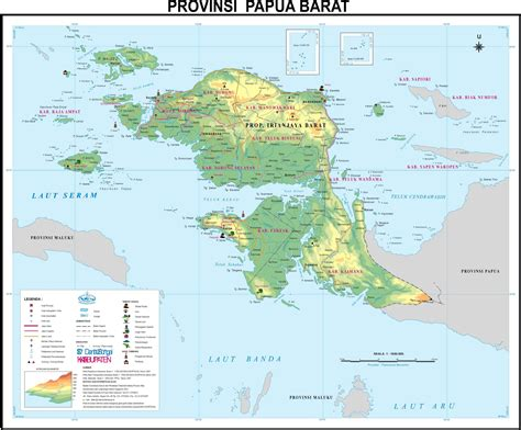 papuairian archi pelago fastfact